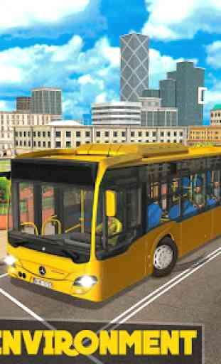Tourist City Bus Simulator 2019  2