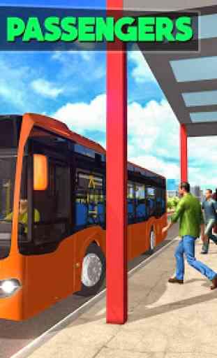 Tourist City Bus Simulator 2019  3
