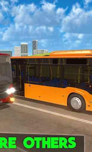 Tourist City Bus Simulator 2019  4