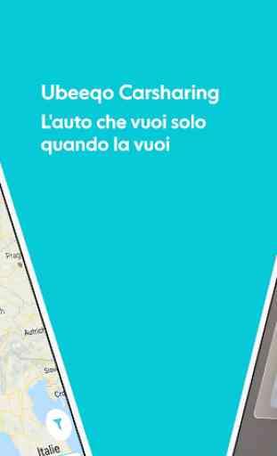 Ubeeqo - Auto da un'ora ad uno o più giorni 2