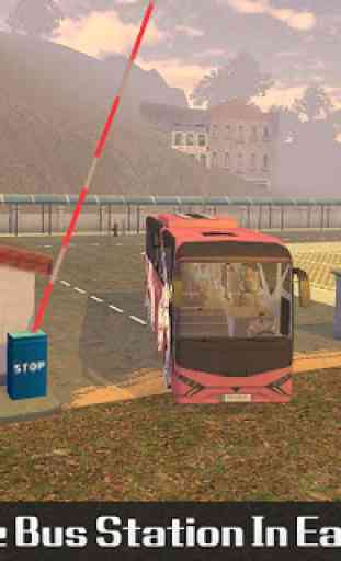Coach Bus Offroad Driver 1