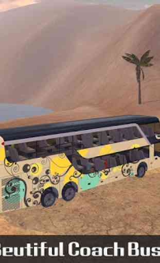 Coach Bus Offroad Driver 3