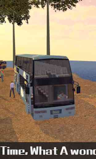 Coach Bus Offroad Driver 4