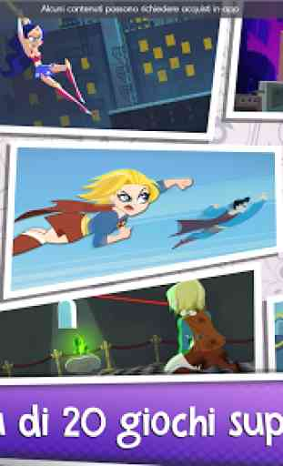 DC Super Hero Girls All'Attacco 1