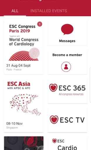 ESC Congresses 2