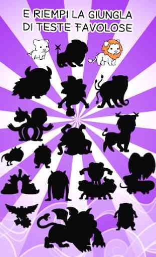 Lion Evolution – Re della Giungla Mutanti 4