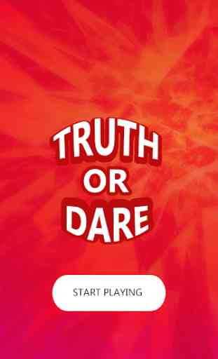 Truth or Dare - Hot Party Game 1