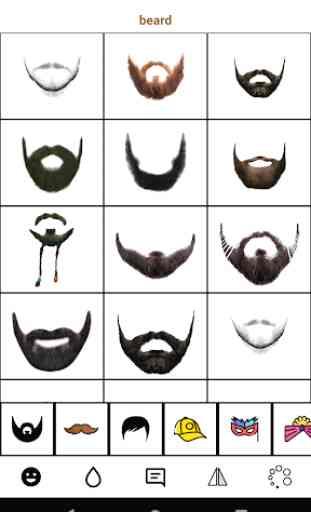 Beard Booth Photo Editor 2