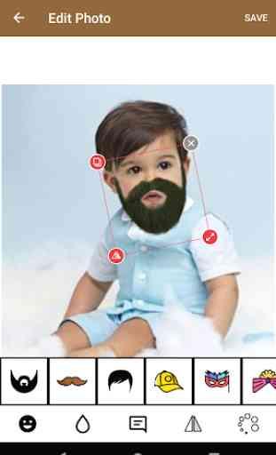 Beard Booth Photo Editor 3
