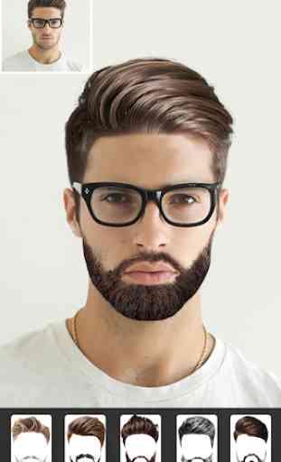 Beard Man - App barba, facce app, filtro barba 1