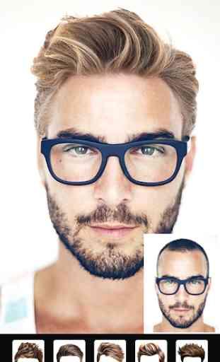 Beard Man - App barba, facce app, filtro barba 2