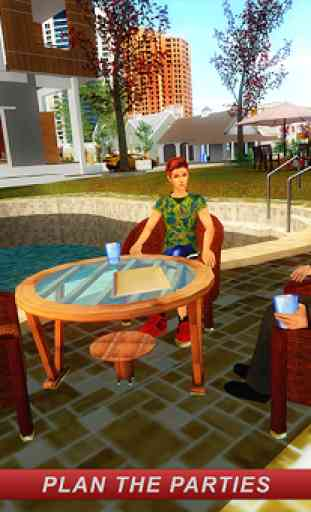 Billionaire Boy Luxury Life Real Family Games 1