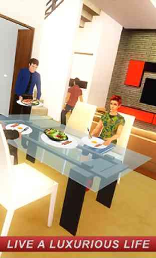 Billionaire Boy Luxury Life Real Family Games 2