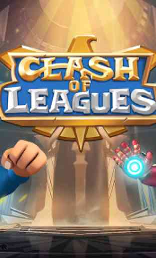 Clash of Leagues: Heroes Rising 1
