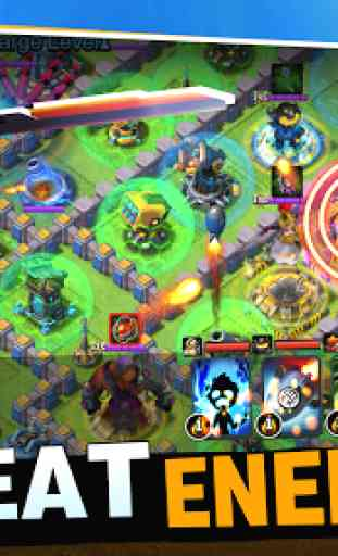 Clash of Leagues: Heroes Rising 4