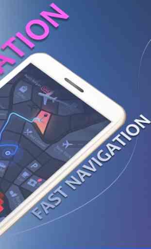 GPS Voice Navigation Free - 3D Live Street View 2