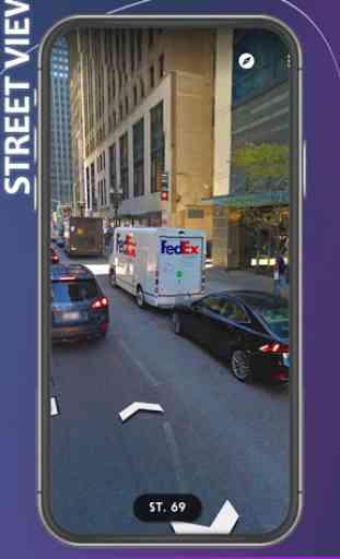 GPS Voice Navigation Free - 3D Live Street View 3