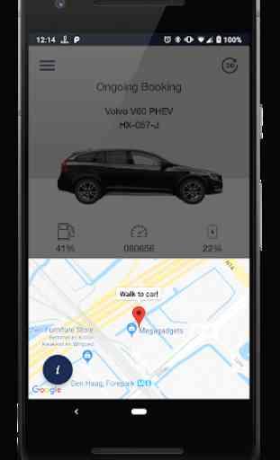 MooveSharing - Car Sharing 2