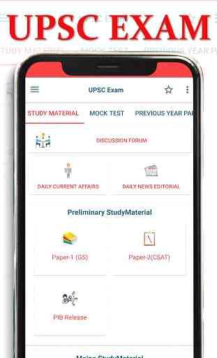 UPSC IAS Civil Services Exam Preparation 2020 1
