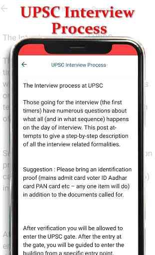 UPSC IAS Civil Services Exam Preparation 2020 4
