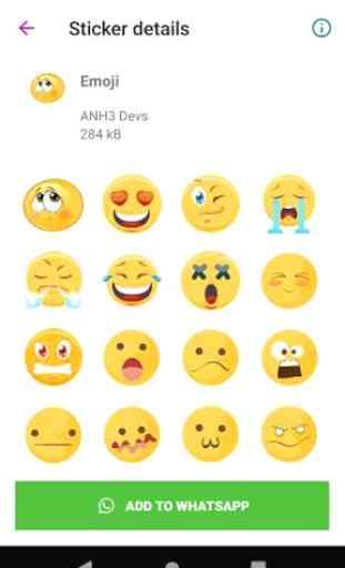 Adesivi Emoji per WhatsApp 2019 4