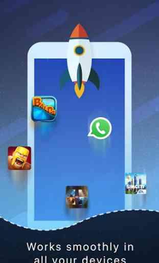 App Bluetooth mittente 4