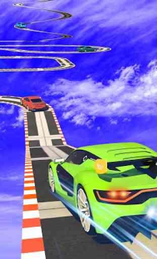 Car Fun Race Drive: Mega Ramp Wheels Car Racing 3D 1