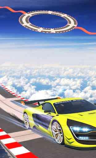 Car Fun Race Drive: Mega Ramp Wheels Car Racing 3D 2