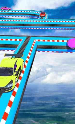 Car Fun Race Drive: Mega Ramp Wheels Car Racing 3D 4