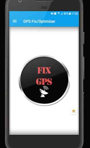 GPS faster signal Optimizer/Fix/Tester 3