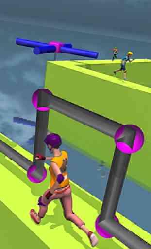 Legendary Stuntman Water Fun Race 3D 2