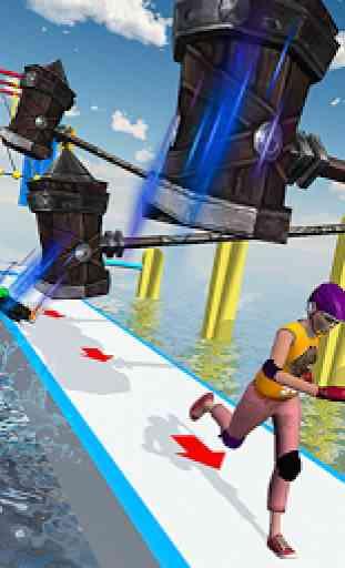 Legendary Stuntman Water Fun Race 3D 4