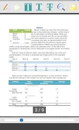 OffiStar Editor PPT XLS DOC 2