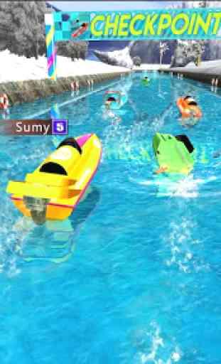 Powerboat Race 3D 3