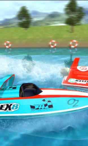 Powerboat Race 3D 4