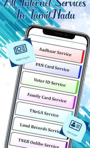 TN e Seva - All Internet services in TamilNadu 2