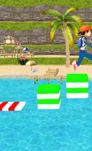 Water Stunts: New Boy Game 2020 3