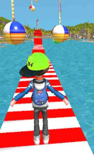 Water Stunts: New Boy Game 2020 4