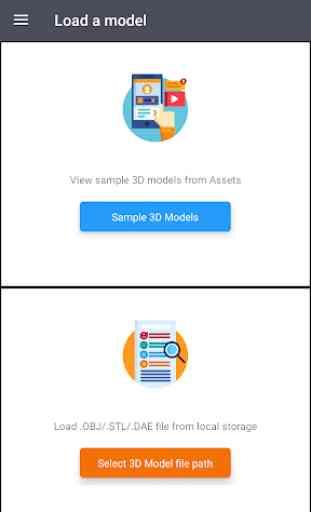 3D Model Viewer - OBJ/STL/DAE 1