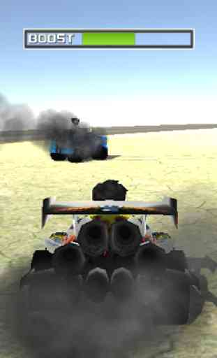 Buggy horizon race 2