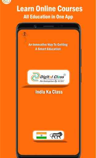 Digital Class: Online Courses Learning app 1