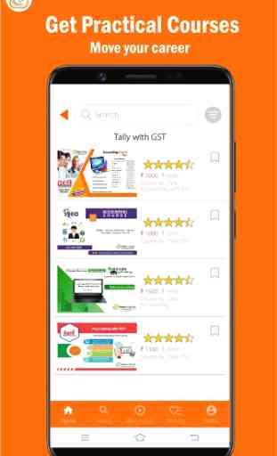 Digital Class: Online Courses Learning app 3