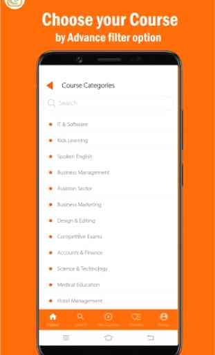 Digital Class: Online Courses Learning app 4