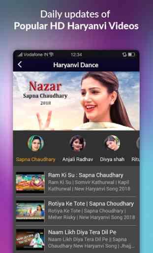 Haryanvi Dance 1