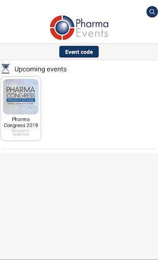 Pharma Events 2