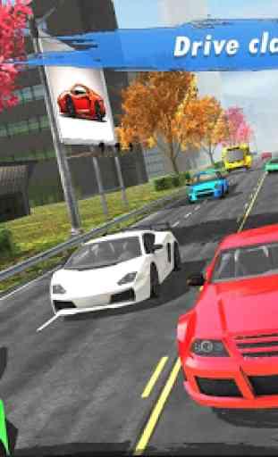 Racing 3D - Extreme Car Race 1