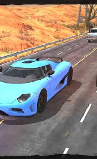 Racing 3D - Extreme Car Race 4