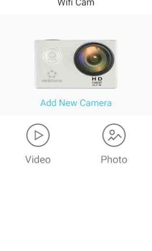 Renkforce Action Cam HD/WP 1