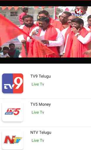 Telugu News Live TV 24X7 2