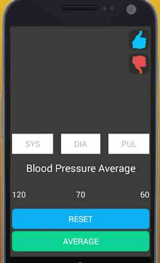 Blood Pressure Average 2